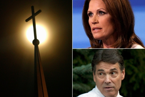 Michele Bachmann; Rick Perry